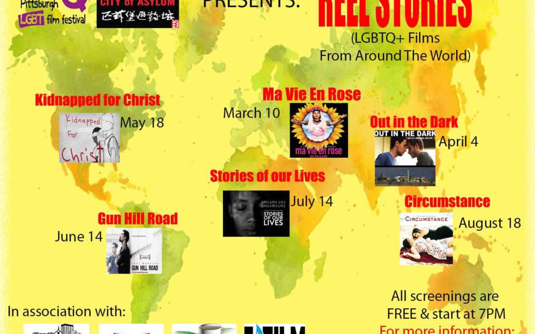 Reel Stories: International Film Series
