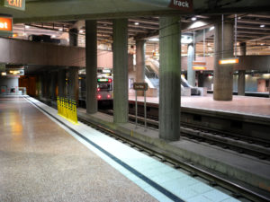 Steel Plaza Station
