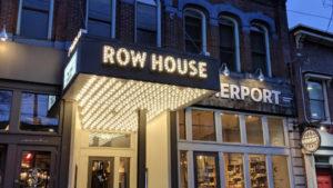 Row House Cinema Façade