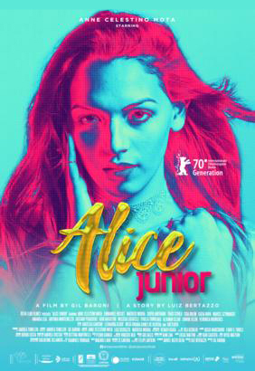 Alice Junior Film Poster