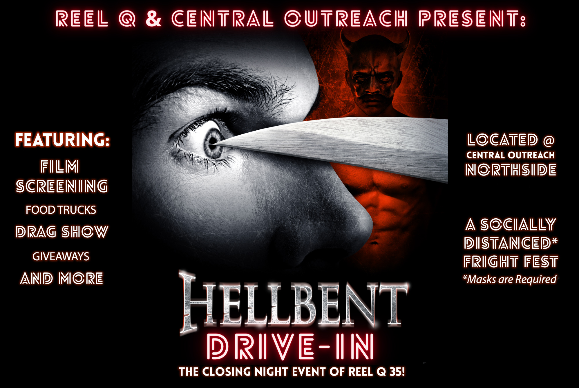 Hellbent Drive In Event