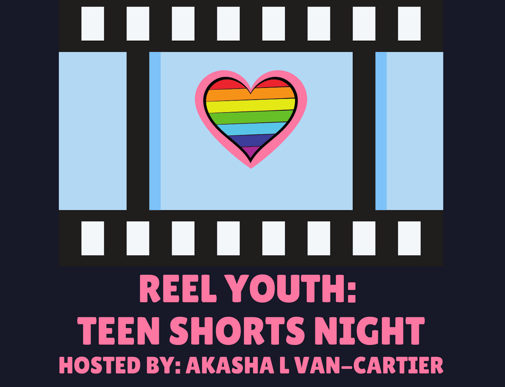 Reel Youth 2021 Banner