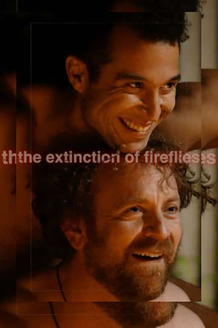 The Extinction of Fireflies Poster