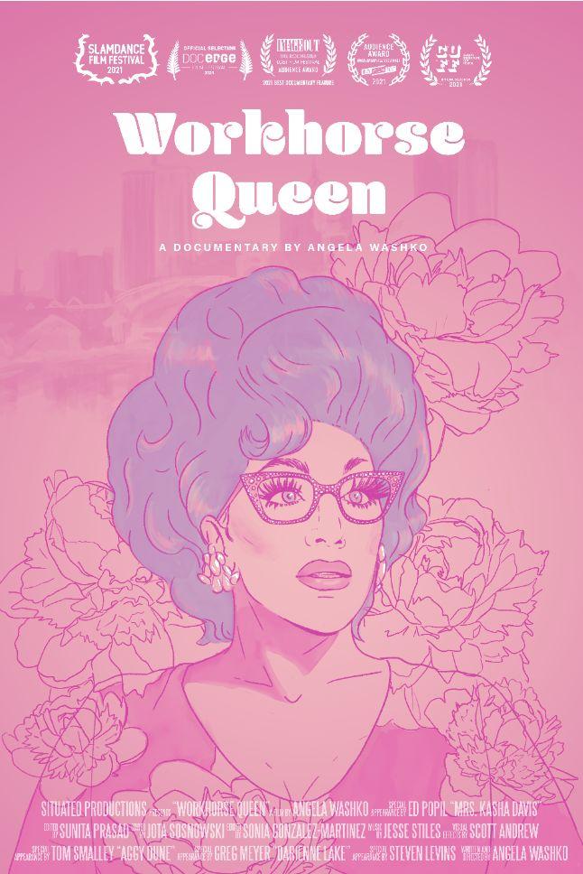 Workhorse Queen Poster